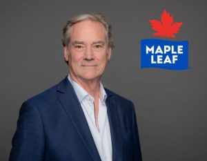 Maple Leaf Foods CEO Michael H. McCain